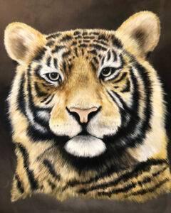 Ritratto su Commissione: Paola Rava artista e autrice del libro Il Potere Segreto degli Animali. Scopri come avvicinarti all'energia del tuo animale spirituale ti darà enormi benefici